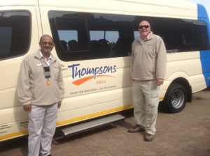 Thompsons Africa Guides
