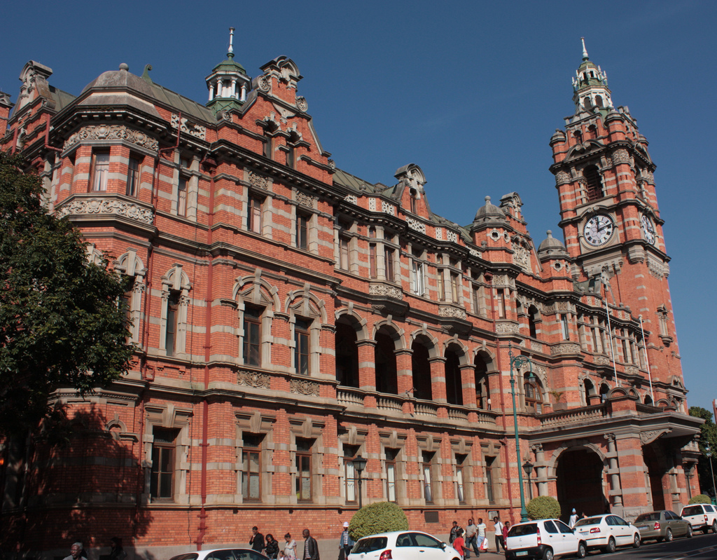 City Hall Pietermaritzburg