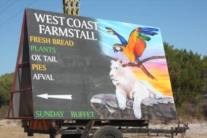 West Coast Farmstall 1