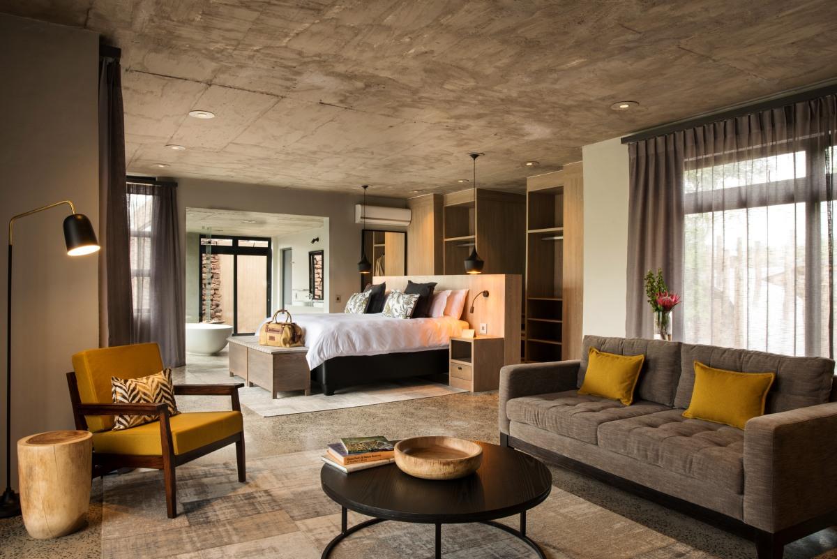 uMfolozi Big Five Reserve - Mthembu_suite layout