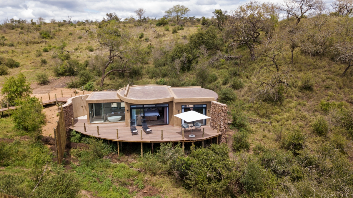 uMfolozi Big Five Reserve - Mthembu_suite view