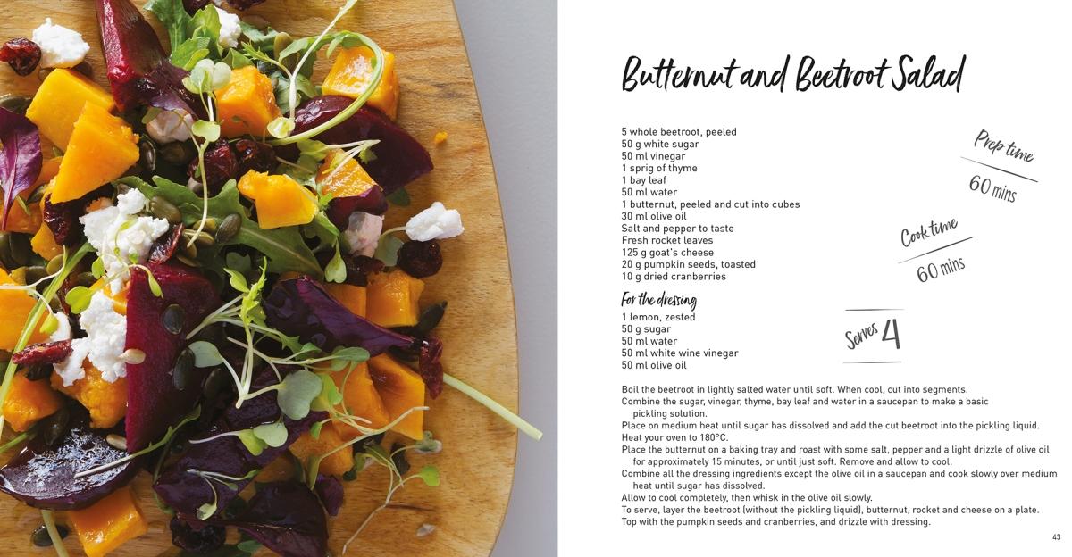 Sabi Sabi Butternut and Beetroot Salad_lr