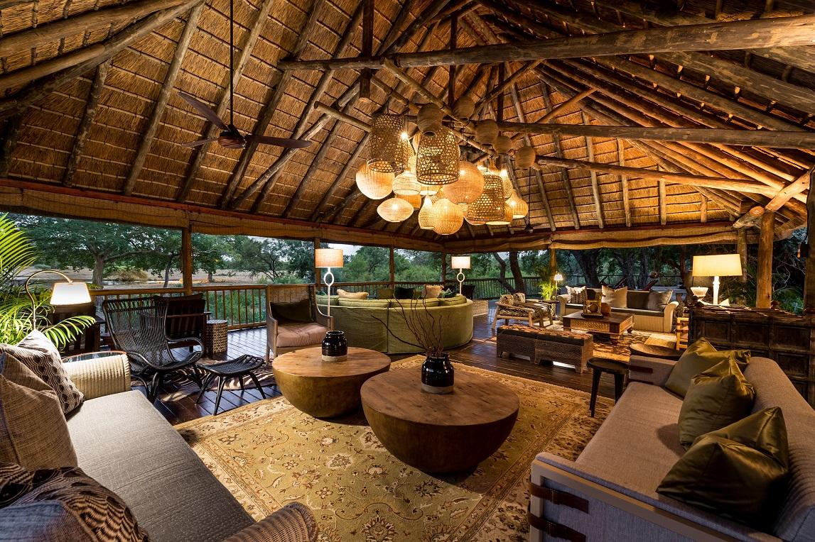 Bush Lodge - Safari Deck 3
